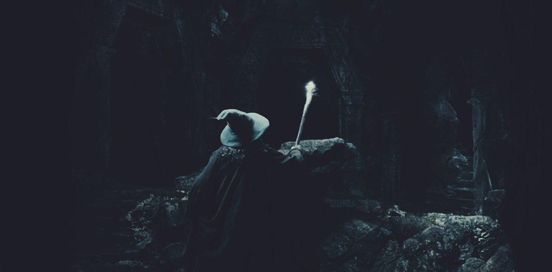 Light Of Christmas.Gandalf And The Light Of Christmas Well Said